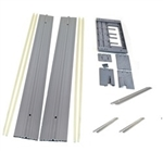 "EZSMART Track Saw System 118"" Without EZSmart Clamp Reg Set"