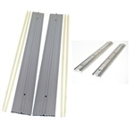 "EZSMART Guide Rail Extrusion 108"" With Anti Chip Edges"