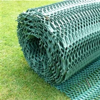 GrassProtecta Grass Reinforcement Mesh - 6.56' x 65.6' Roll - 432 Sq. Ft. - Heavy Grade