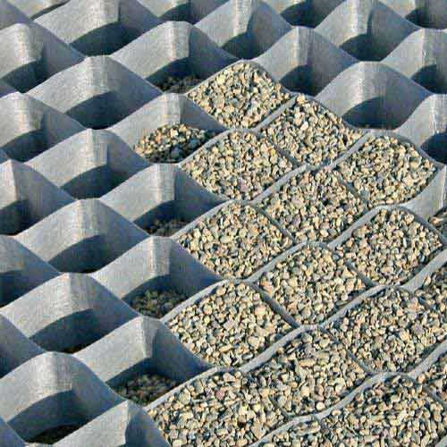 DuPont GroundGrid Ground Stabilization (4' x 25') - Small Grid