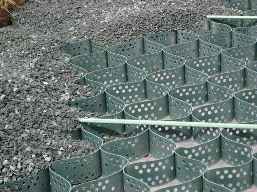 Cell-Tek Geocell Ground Grid Paver - LSG-4 (9' x 24' x 4