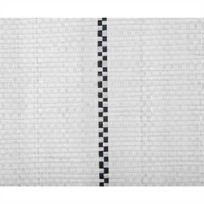 Dewitt White Ground Cover UV Treated Woven 3.2 oz (15' x 300')