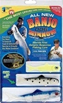 Banjo Minnow Fishing Lure As Seen on TV
