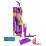 Rejuvenate Click n Clean Mop Spray Mop As Seen on TV