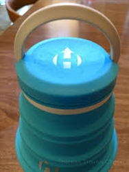 Collapsible Water Bottle Hydaway