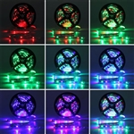 LED Light Strip Waterproof RGB