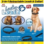 Lucky Leash Retractable Magnetic Leash As Seen on TV