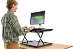 ChangeDesk Mini Adjustable Laptop Desktop Desk