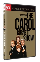 Best of Carol Burnett show 6 DVD Set time life