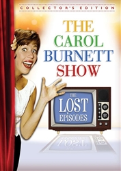 Carol Burnett Lost Episodes 6 DVD Set