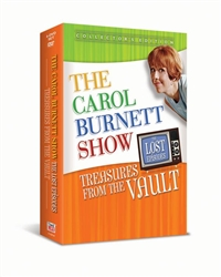 Carol Burnett Lost Episodes Treasures from the vault 6 DVD Set