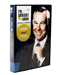 The Tonight show starring Johnny Carson johnny and friends 10 DVD Set time life