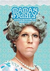 Mama's Family Season 1 Mama's Favorites DVD