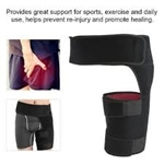 Adjustable Compression Groin Support Wrap As Seen on TV