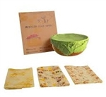 Beeswax Food Wrap Set of 3 As Seen on TV