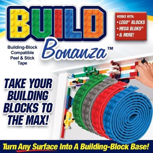 build bonanza as seen on tv