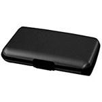 Aluminum RFID Charging Wallet Black Atomic Charge As Seen on TV