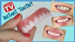 Instant Smile Comfort Flex teeth As Seen on TV