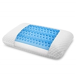 BioPedic Cooling Overlay Pillow As Seen on TV