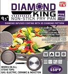 Diamond 9.5 inch Round Pan As Seen on TV