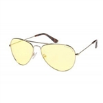 Eagle Eyes Sunglasses SeeMore Night Glasses Aviator