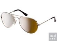 """Classic"" Aviators with Silver Flash"