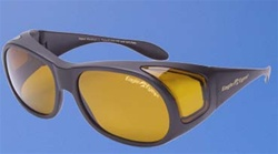 Eagle Eyes Sunglasses Fit Ons for Prescription wearers