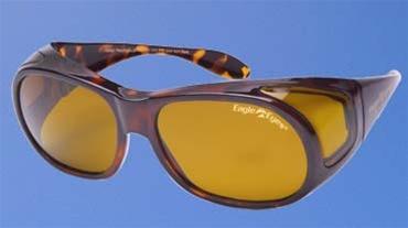 e18edb3409a0 Eagle Eyes Sunglasses: Fit Ons