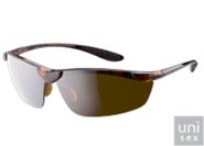 Eagle Eyes Sunglasses Zen Tortoise with Silver Lens