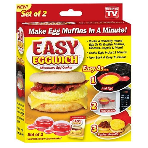 easy eggwich as seen on tv