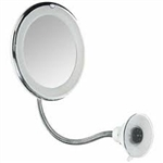 Flexible Gooseneck Makeup Mirror As Seen on TV