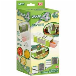 Grate 4 - As Seen on TV