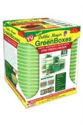 Debbie Meyer's Green Boxes
