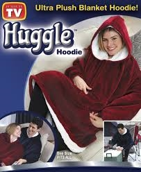 Huggle Hoodie As Seen on TV