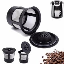 Reusable K Cup Coffee Filters As Seen on TV