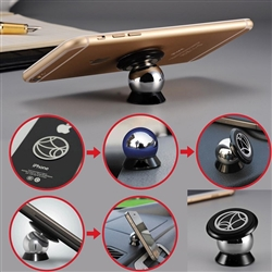 magnetic phone mount holder 360 degree