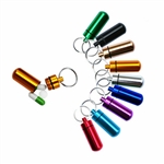 Aluminum Medicine Case Keychain As Seen on TV