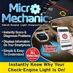 Micro mechanic diagnostic scanner As Seen on TV
