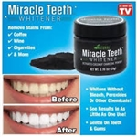 miracle teeth charcoal teeth whitening As Seen on TV