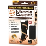 Miracle Copper Socks Compression Socks