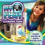 My Fun Fish Self Cleaning Tank As Seen on TV