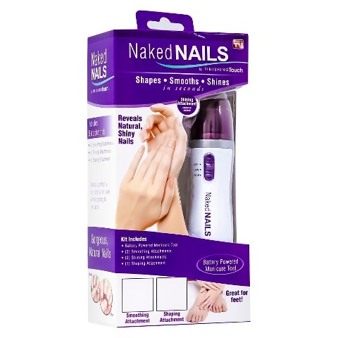 Naked Nails - As Seen on TV