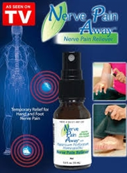 Nerve Pain Away Spray As Seen on TV
