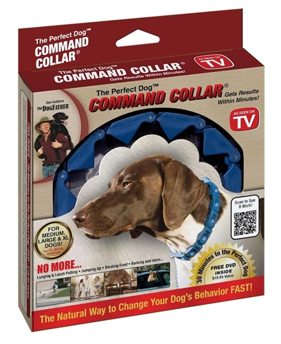 NEW Perfect Dog Command Collar Small FREE SHIPPING