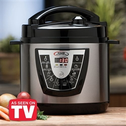 Power Pressure Cooker XL As Seen on TV
