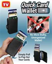 Quick Card Wallet As Seen on TV