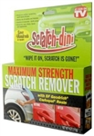 Scratch-Dini Maximum Strength Scratch Remover