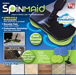 Spin Maid floor cleaner As Seen on TV