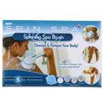 spin spa body brush as seen on tv