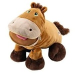 Stuffies Dash the Horse